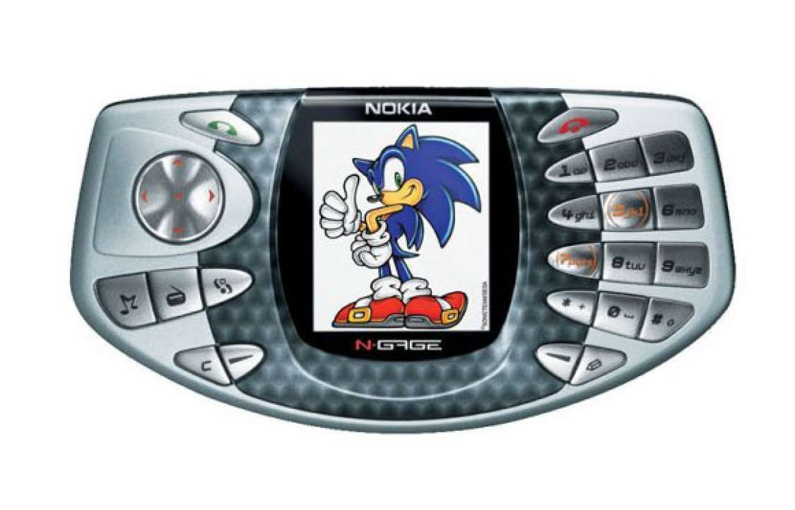 10 details curious of N-Gage, the visionary failure of Nokia