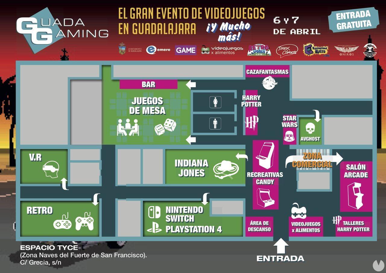Guada Gaming will be held in Guadalajara on 6 and 7 April