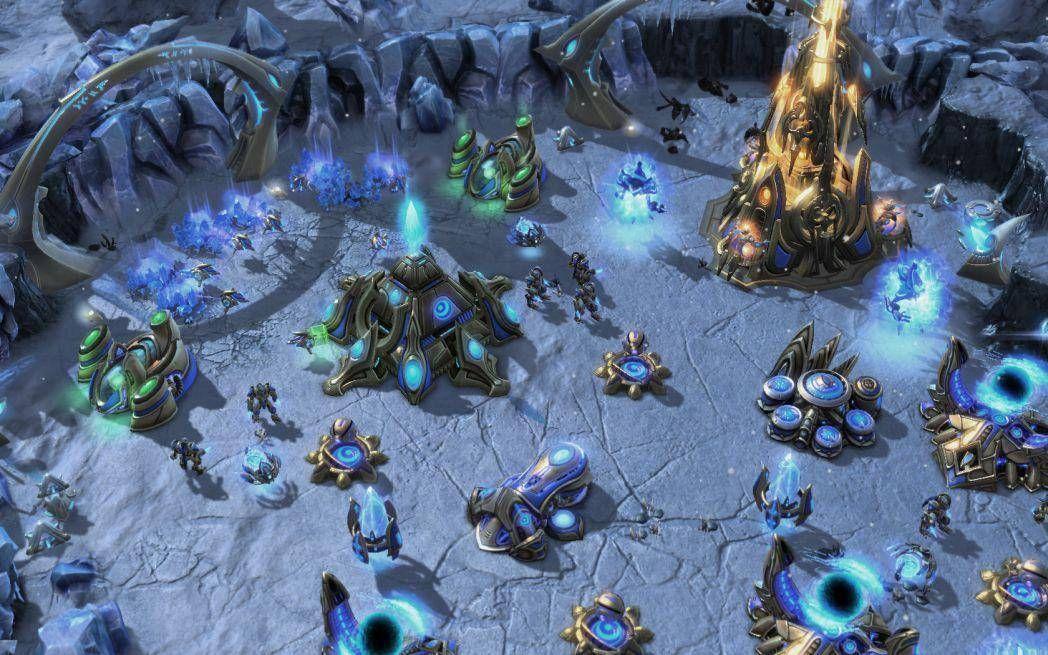 Los videojuegos que más se han retrasado en la historia - Starcraft 2