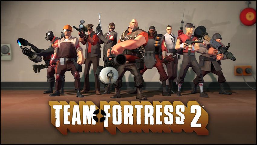 Los videojuegos que más se han retrasado en la historia - Team Fortress 2