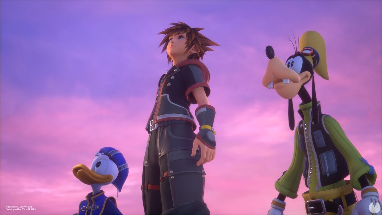 Kingdom Hearts 3: The director explains the absence of Marvel or Star Wars