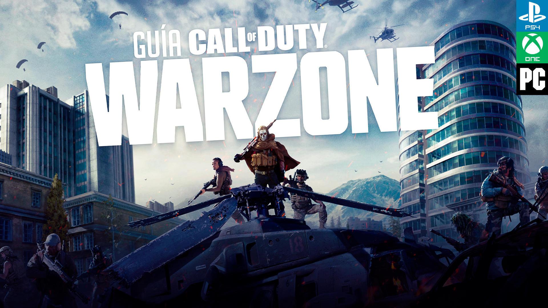 Guía Call of Duty: Warzone, trucos, consejos y secretos