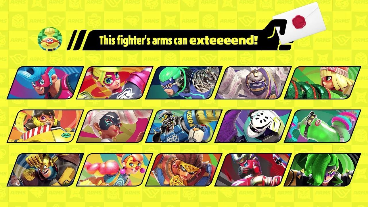 A character of ARMS will join Super Smash Bros. Ultimate in June