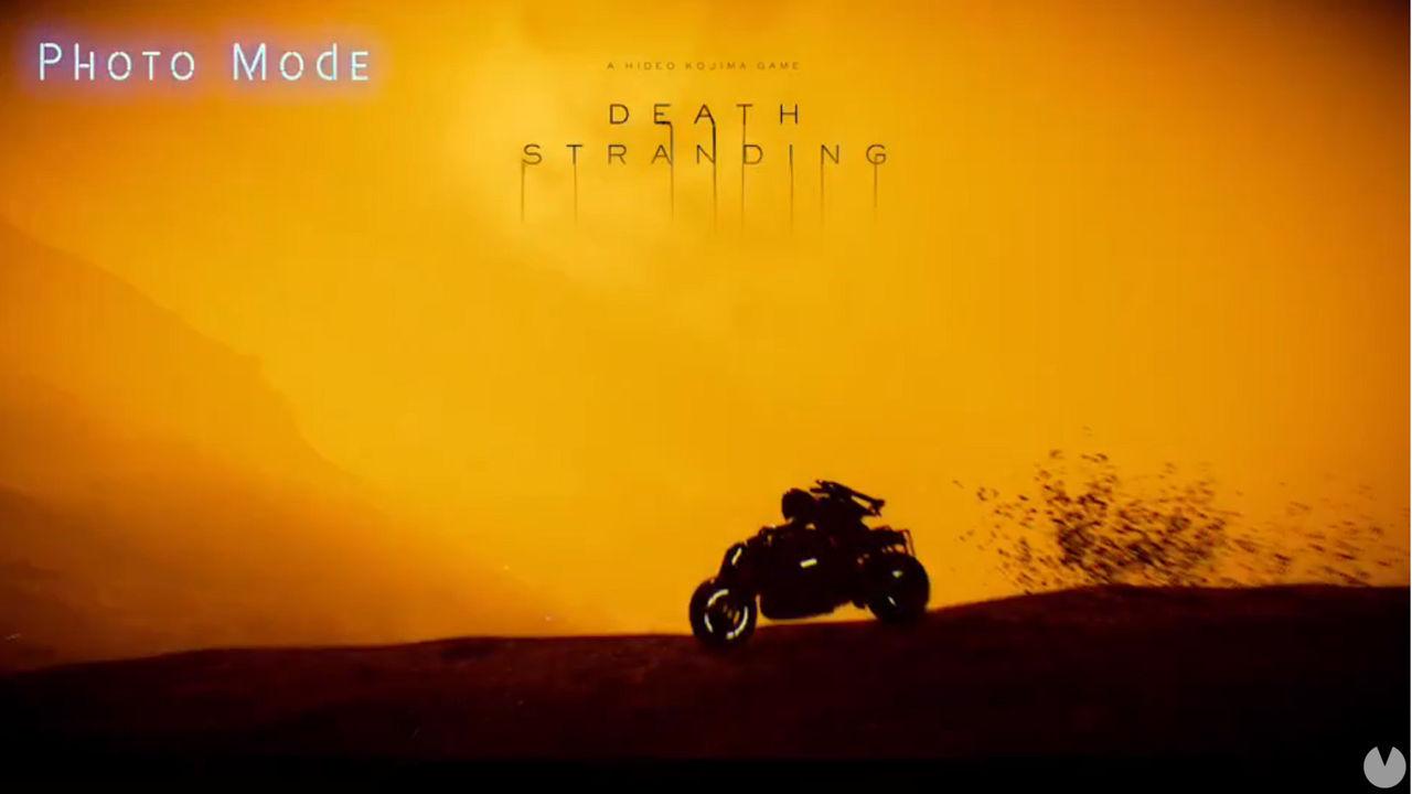 Death Stranding PC Modo Foto