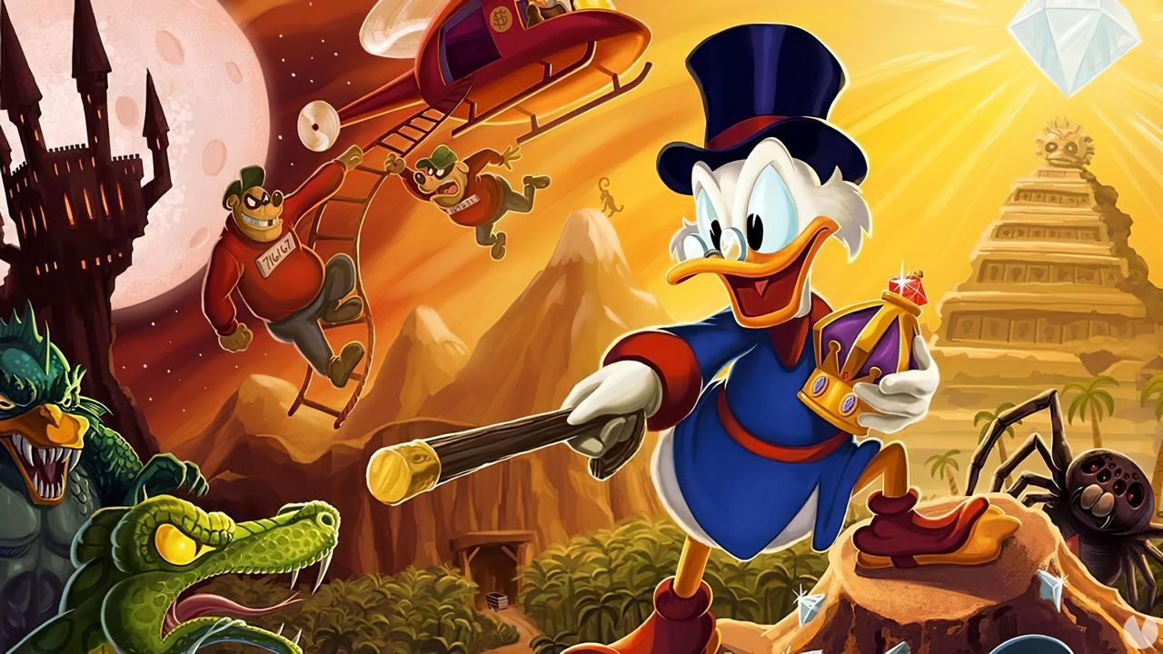 DuckTales: Remastered vuelve a la distribución digital