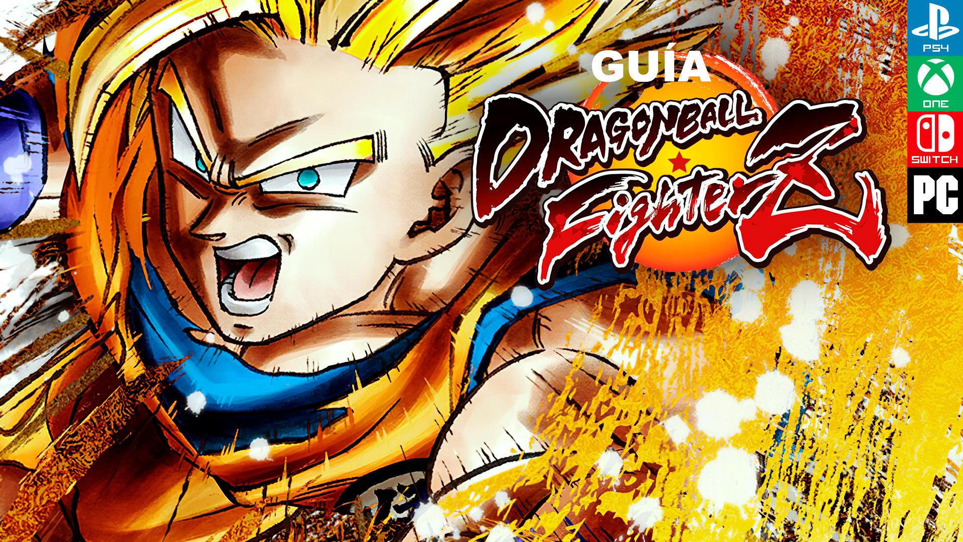 Guía Dragon Ball Fighterz Trucos Y Consejos Vandal