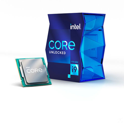 New Intel Processor Box