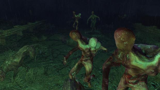 Mod de Silent Hill en Fallout