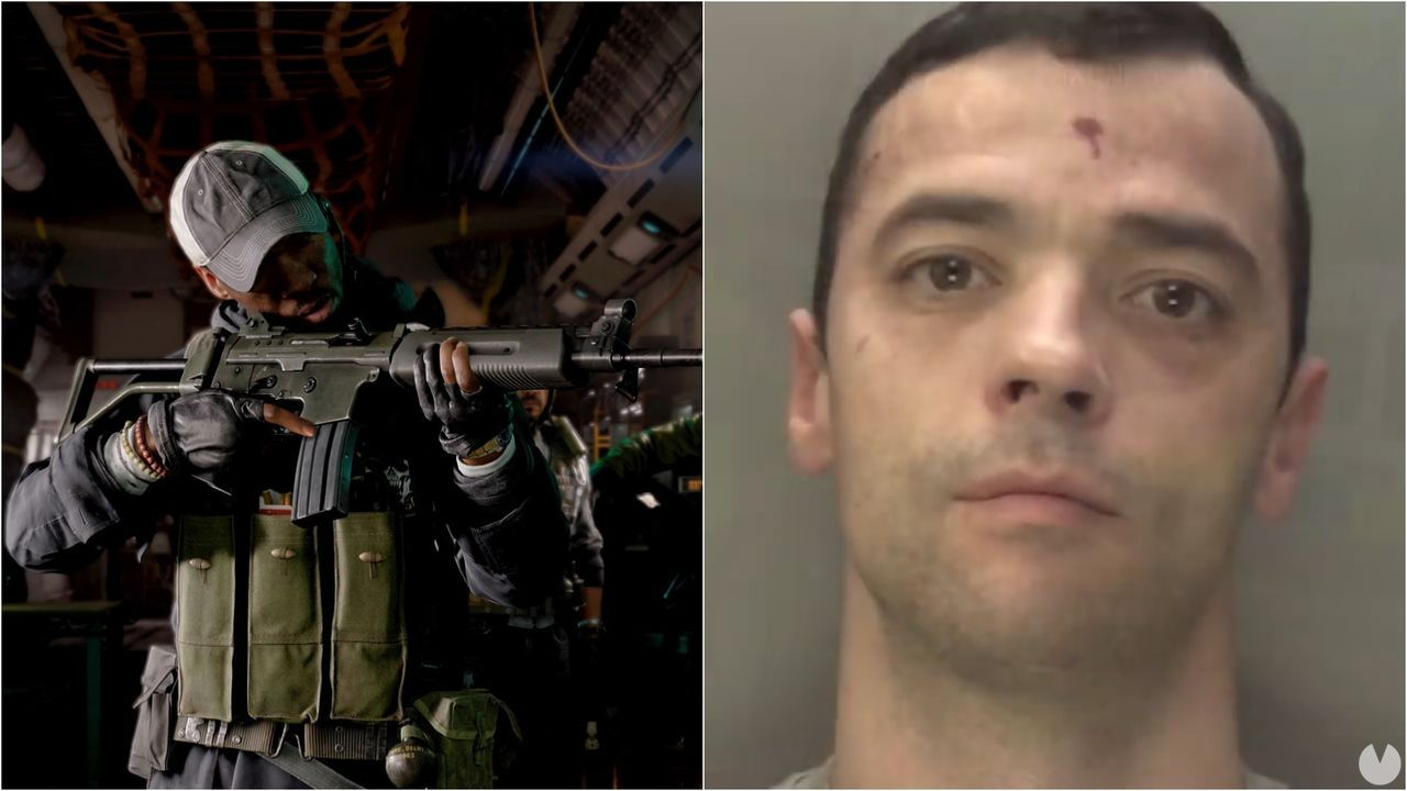 Un fugitivo vuelve a la cárcel tras intentar comprar una copia de Call of Duty