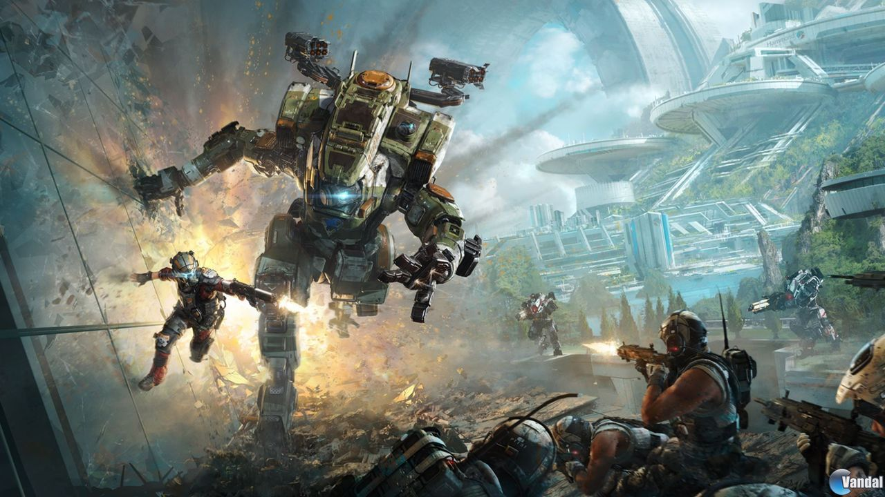 Respawn Entertainment confirms one more Titanfall this year