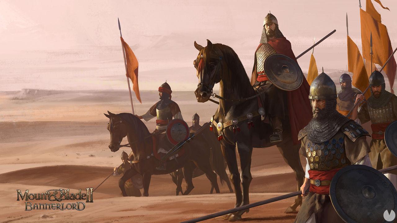 Mount & Blade II: Bannerlord presenta a la facción aserai