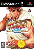 Hyper Street Fighter 2 para PlayStation 2