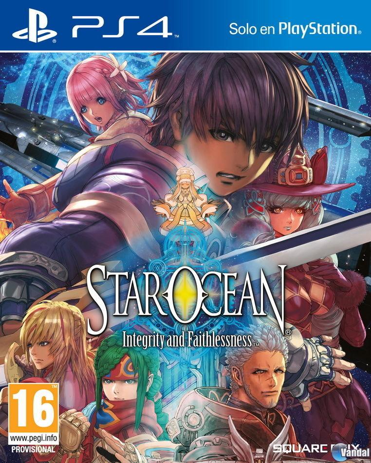Resultado de imagen para star ocean ps4