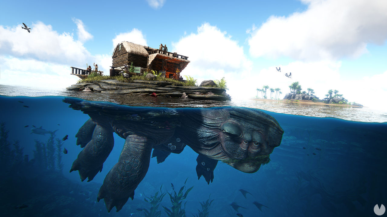 ARK: Survival Evolved will receive new maps and creatures with Genesis