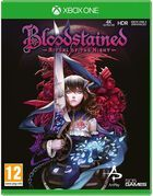 Carátula Bloodstained: Ritual of the Night para Xbox One