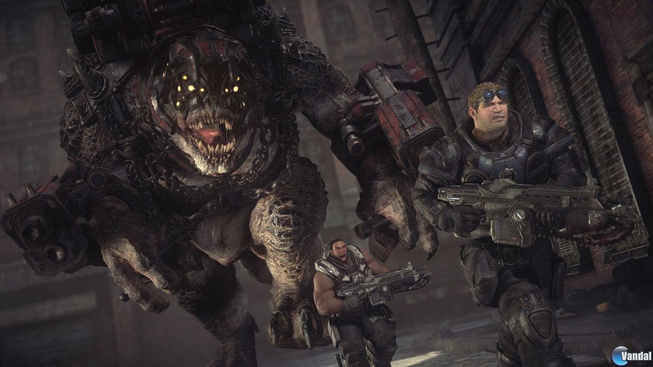 Los materiales de Gears of War Ultimate Edition tuvieron que realizarse en menos de diez meses
