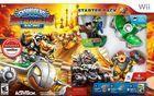 Carátula Skylanders SuperChargers para Wii