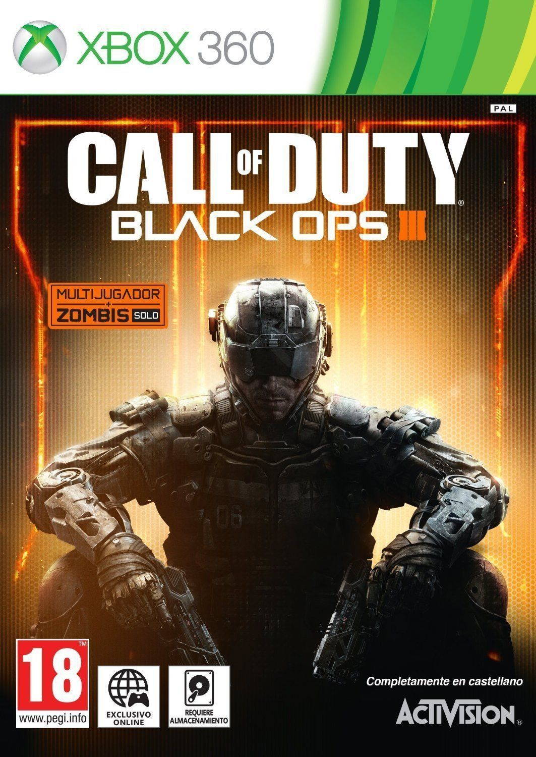 Imagen 31 de Call of Duty: Black Ops III para Xbox 360