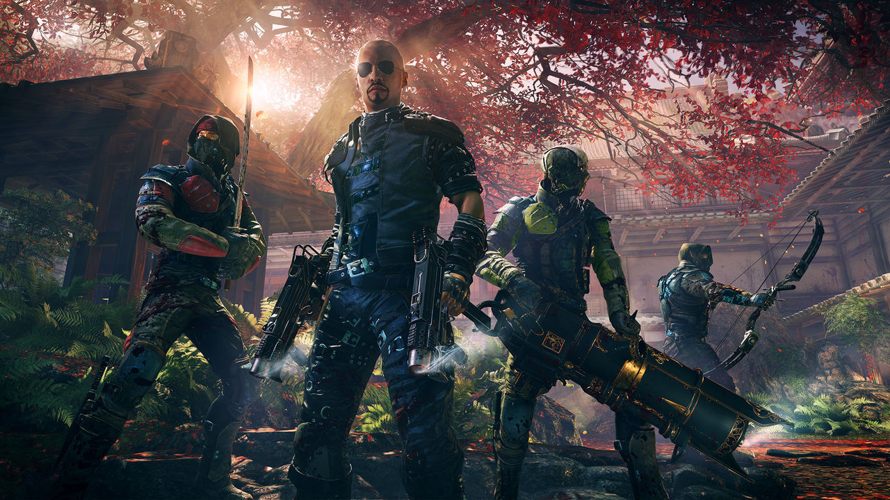 Shadow Warrior 2 for free on GOG for a limited time