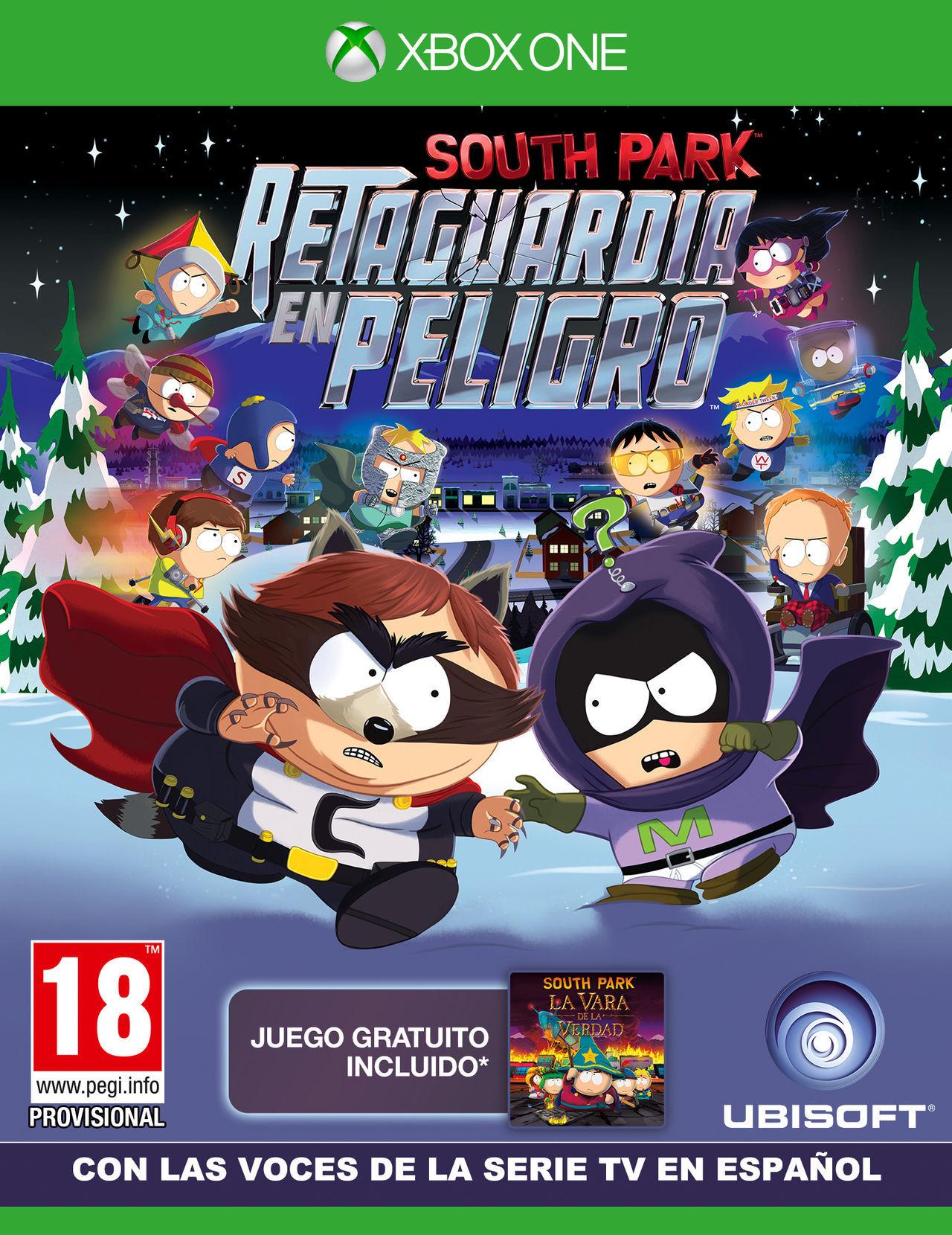 Todos los logros de South Park: Retaguardia en Peligro en Xbox One ...