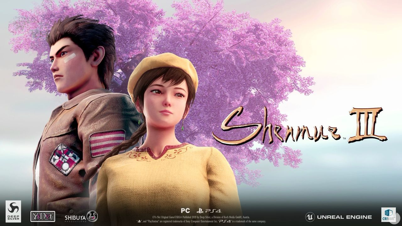 Shenmue III is shown in a new trailer