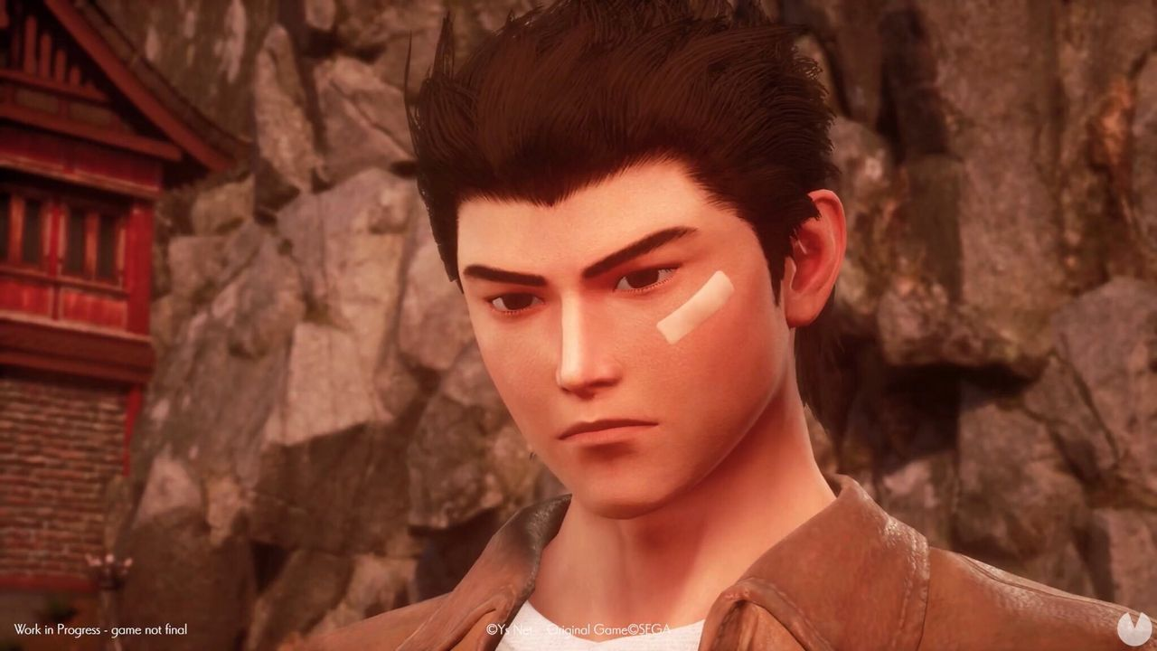 Shenmue 3 sells less in Japan than the remasters of Shenmue 1 and 2