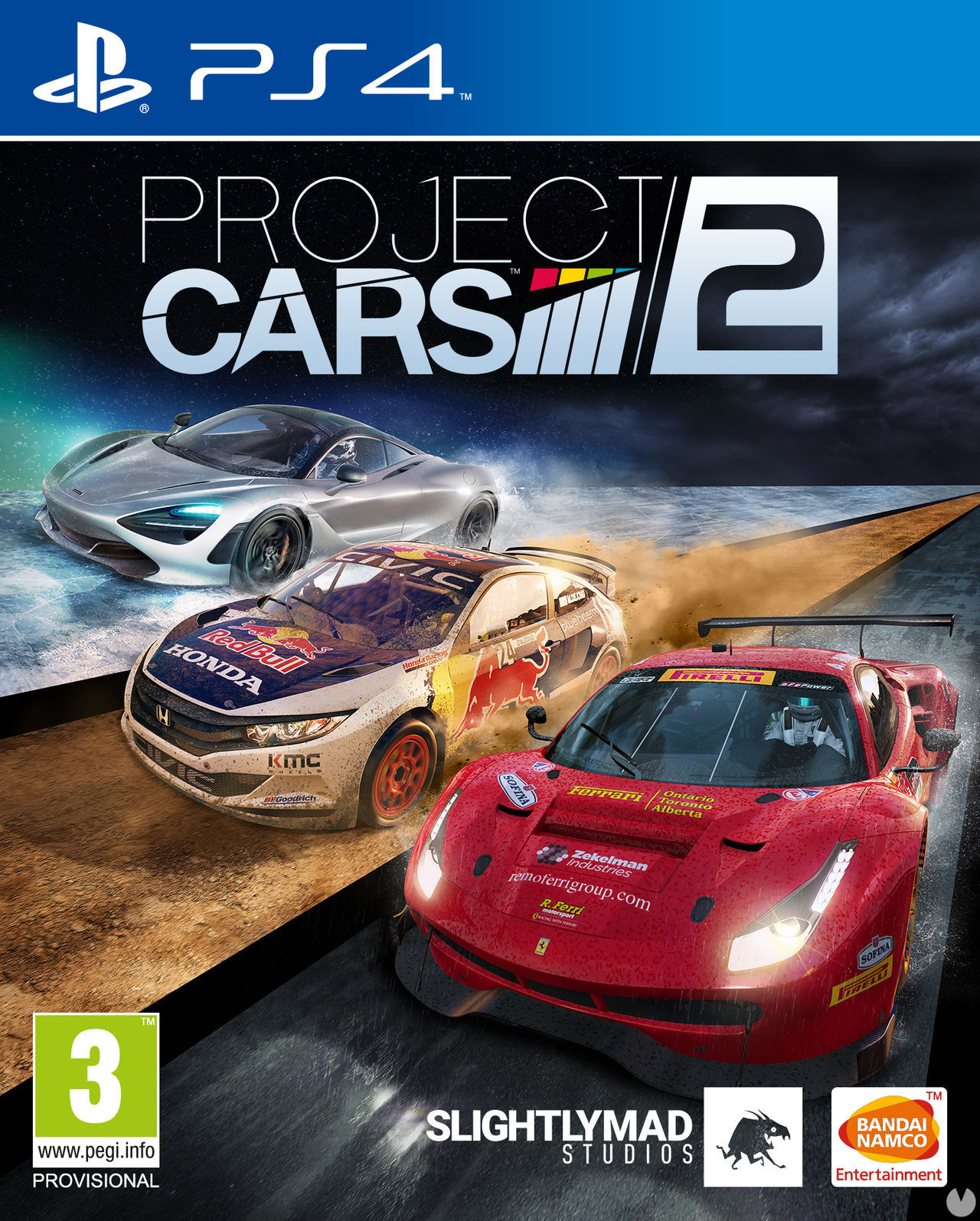 Project Cars 2 Toda La Informacion Ps4 Pc Xbox One Vandal