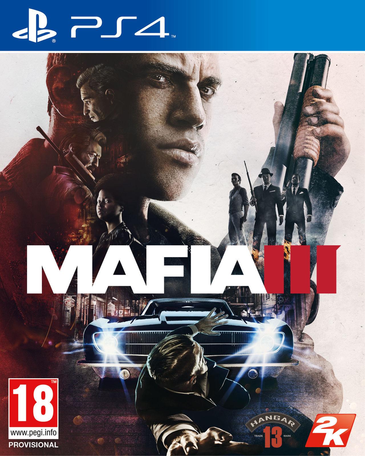 Mafia Iii Toda La Informacion Ps4 Pc Xbox One Vandal
