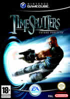 TimeSplitters Futuro Perfecto para GameCube