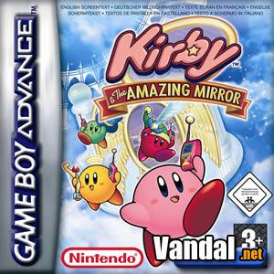 Kirby para gba