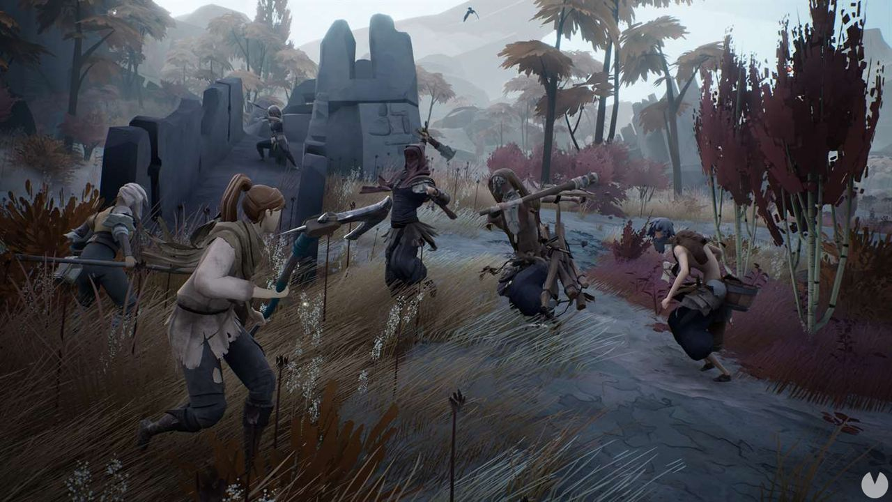 Ashen confirms its launch in Switch, PS4, Steam and GOG for the next 9 December