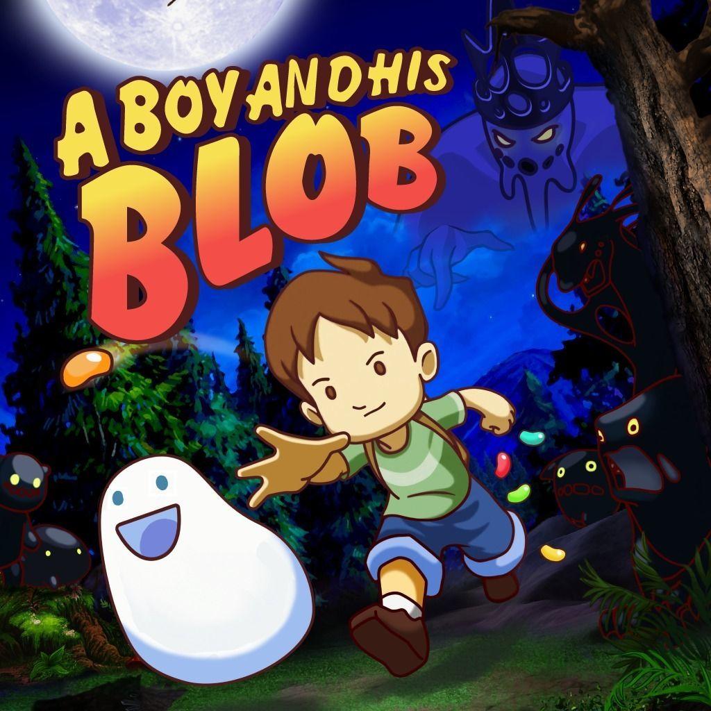 Retro Game Guide - NES - A Boy and His Blob
