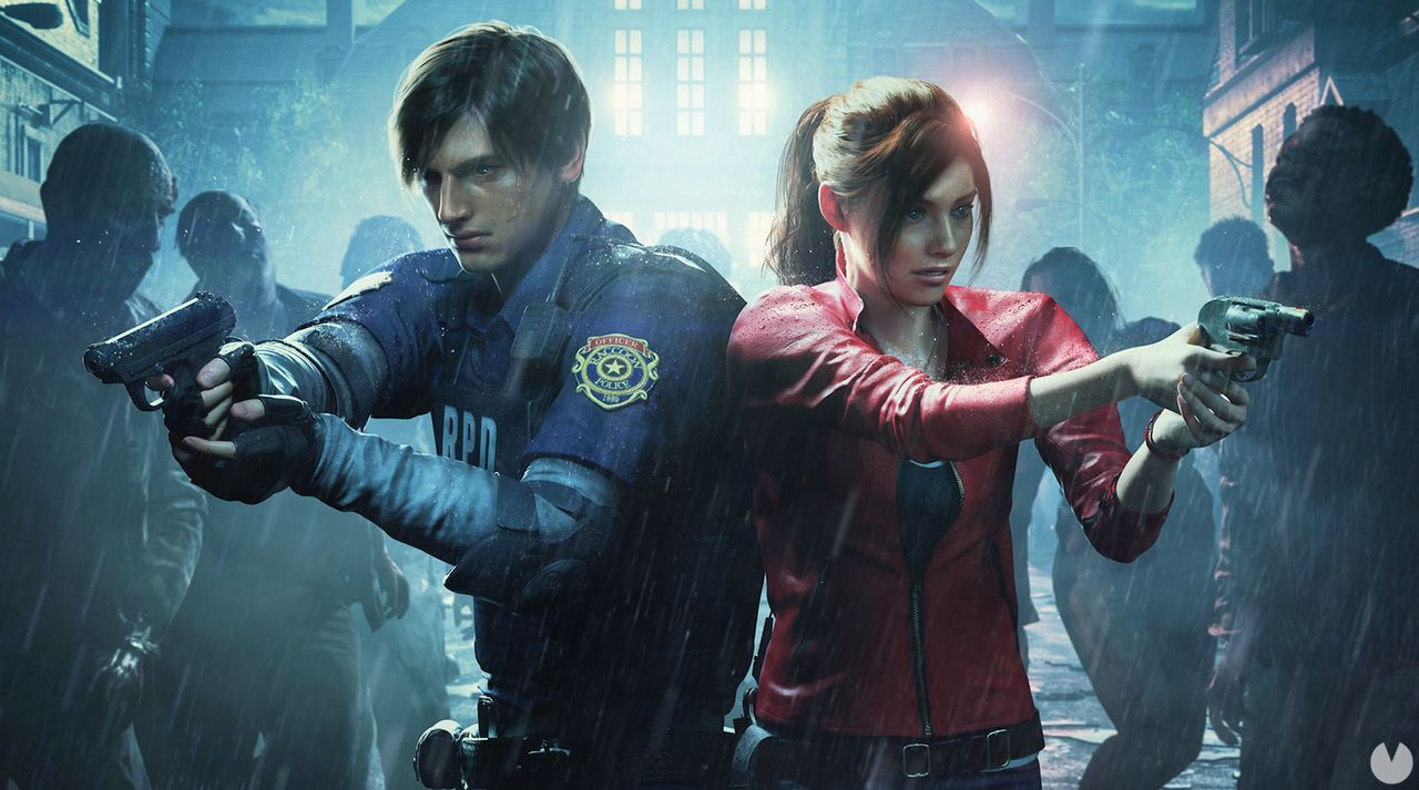 now available the demo of Resident Evil 2 Remake on PC