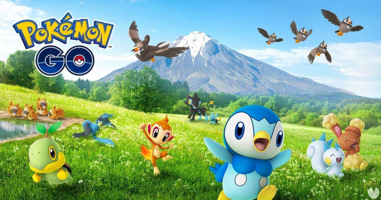 Pokémon Go: These are the 24 Pokémon of Generation 4, you can capture
