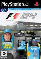 Formula One 2004 para PlayStation 2