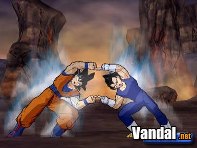 Fusiones de Goku y Vegeta /Goten y Trunks