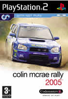 Car�tula oficial de de Colin McRae Rally 2005 para PS2