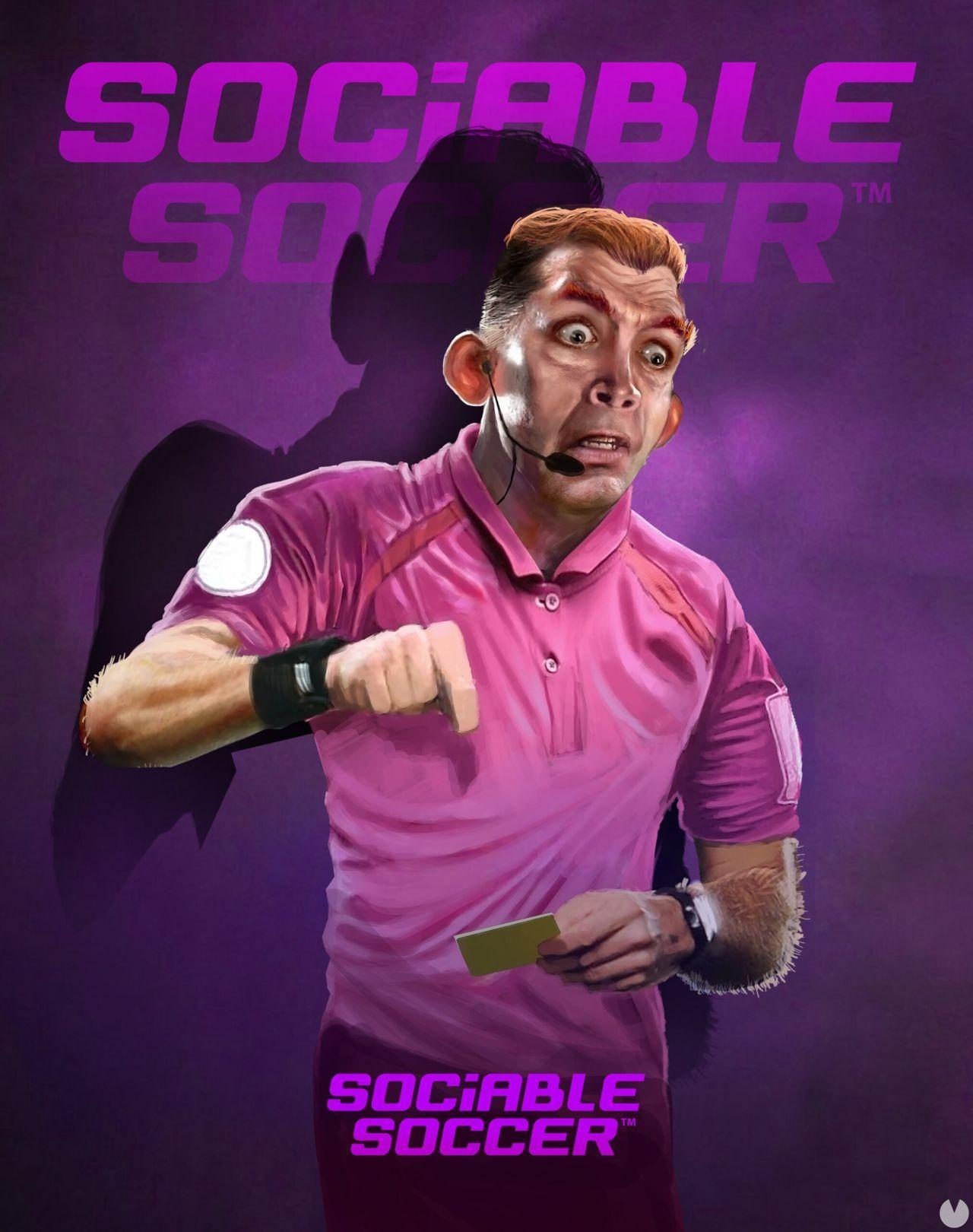 Sociable Soccer, sucesor de Sensible Soccer, llega a consolas y PC en abril de 2022