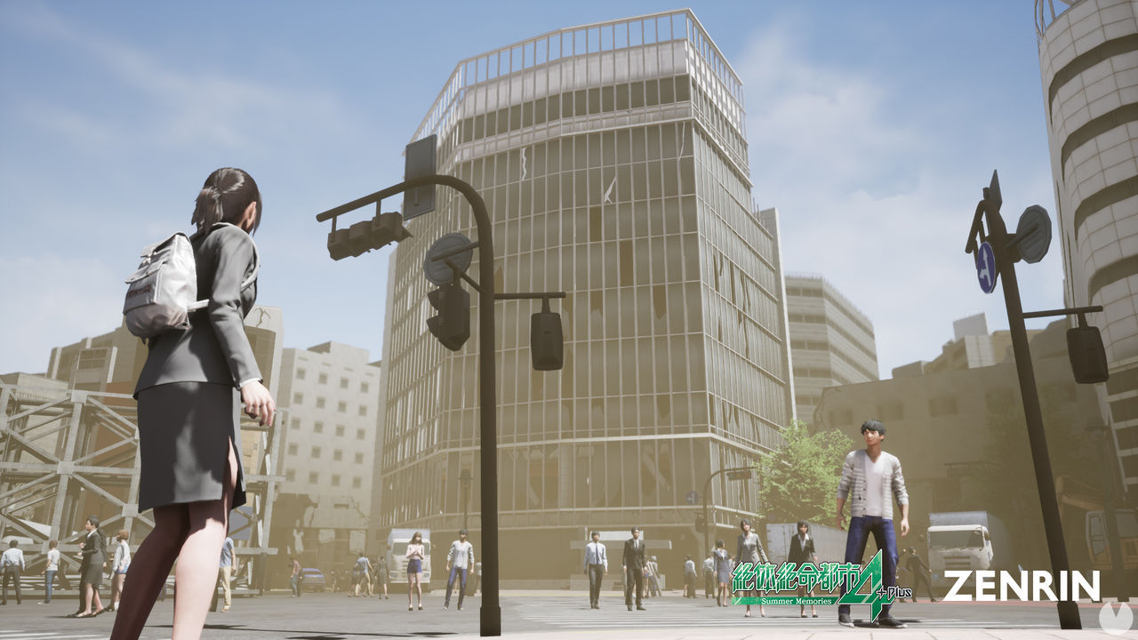 Disaster Report 4 Plus: Summer Memories presents its trailer from the TGS 2018