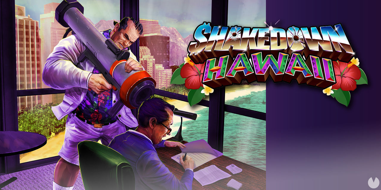 Shakedown: Hawaii arrives on the 7th of may to PS4, Switch, PS Vita and PC