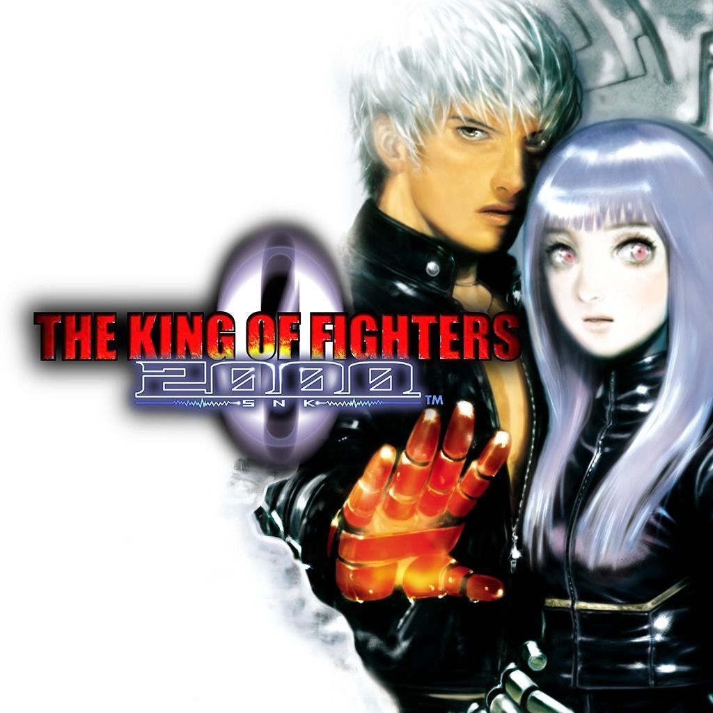 The King Of Fighters 2000 Videojuego Ps4 Vandal