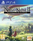 Carátula Ni No Kuni II: El Renacer de un Reino para PlayStation 4