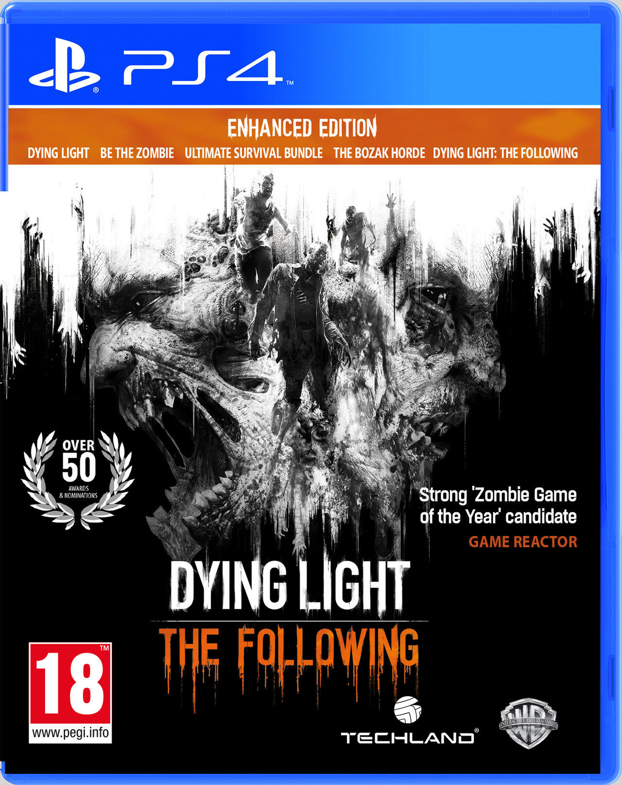 Dying Light: The Following - Enhanced Edition: TODA la