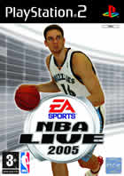 NBA Live 2005 para PlayStation 2