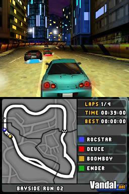 Need for Speed Underground 2 [NDS] - Juegos Pc Games - Lemou's Links - Juegos PC Gratis en Descarga Directa