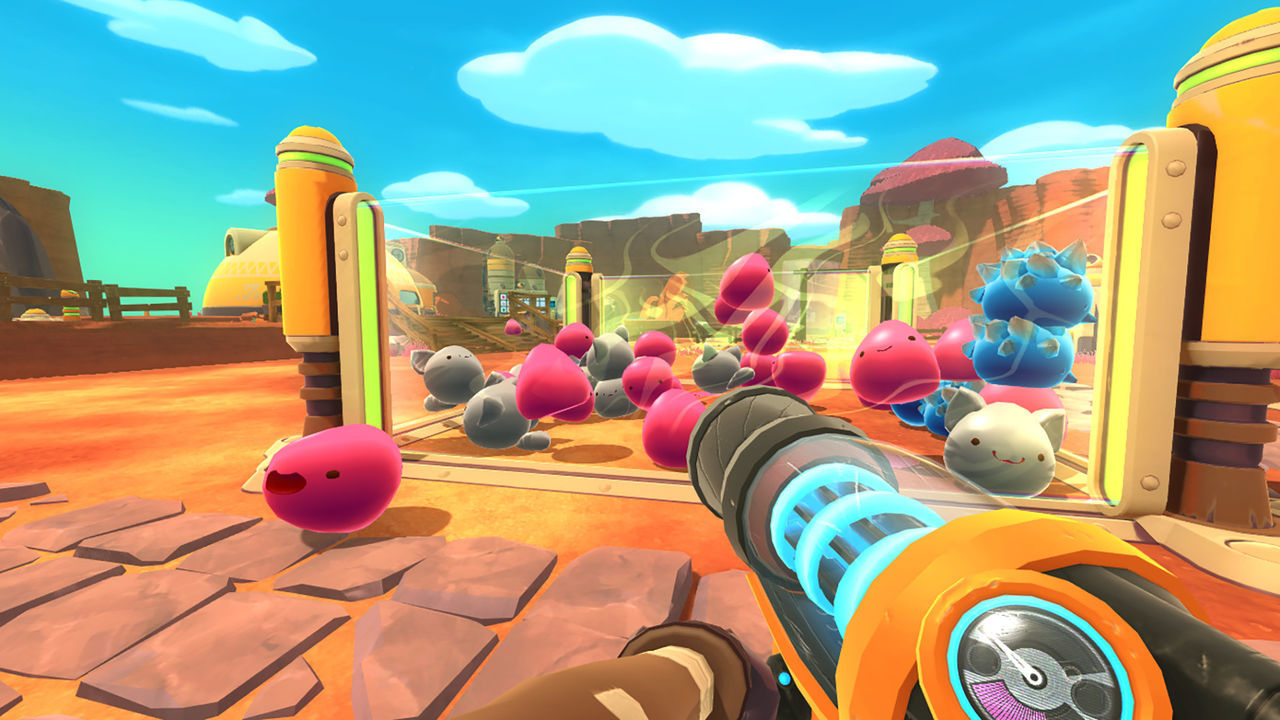 Slime Rancher free in Epic Games Store; soon Oxenfree