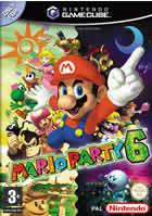 Mario Party 6 para GameCube