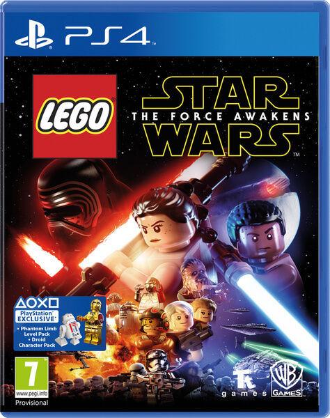 Lego Star Wars El Despertar De La Fuerza Toda La Informacion Ps4