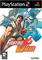Car�tula oficial de de Capcom Fighting Jam para PS2