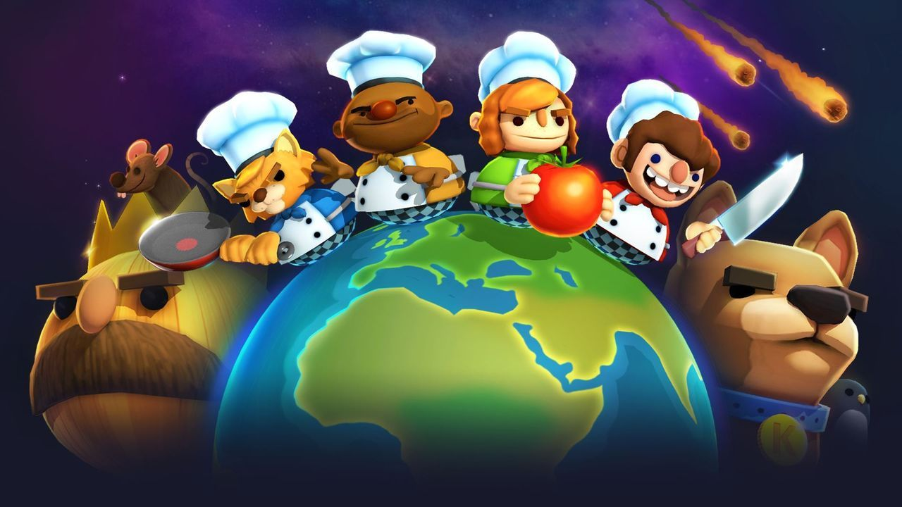 Overcooked for free in the Epic Games Store; soon Torchlight